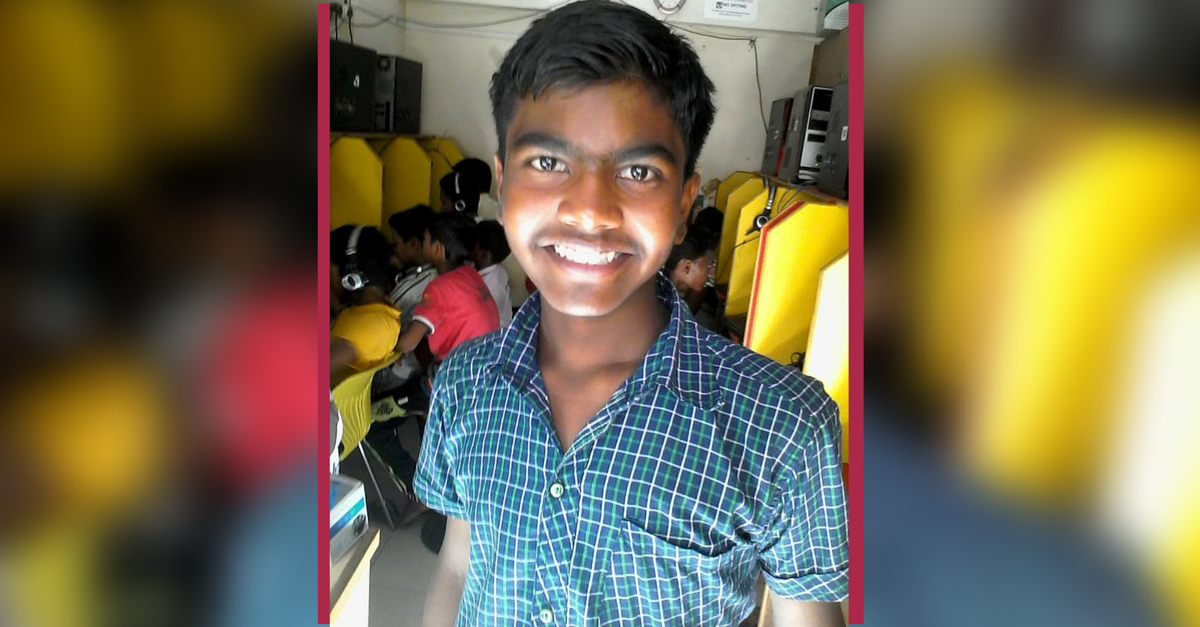 BLOG: His Parents May Iron Clothes for a Living, but Young Anuj Dreams of His Own Tech Company.