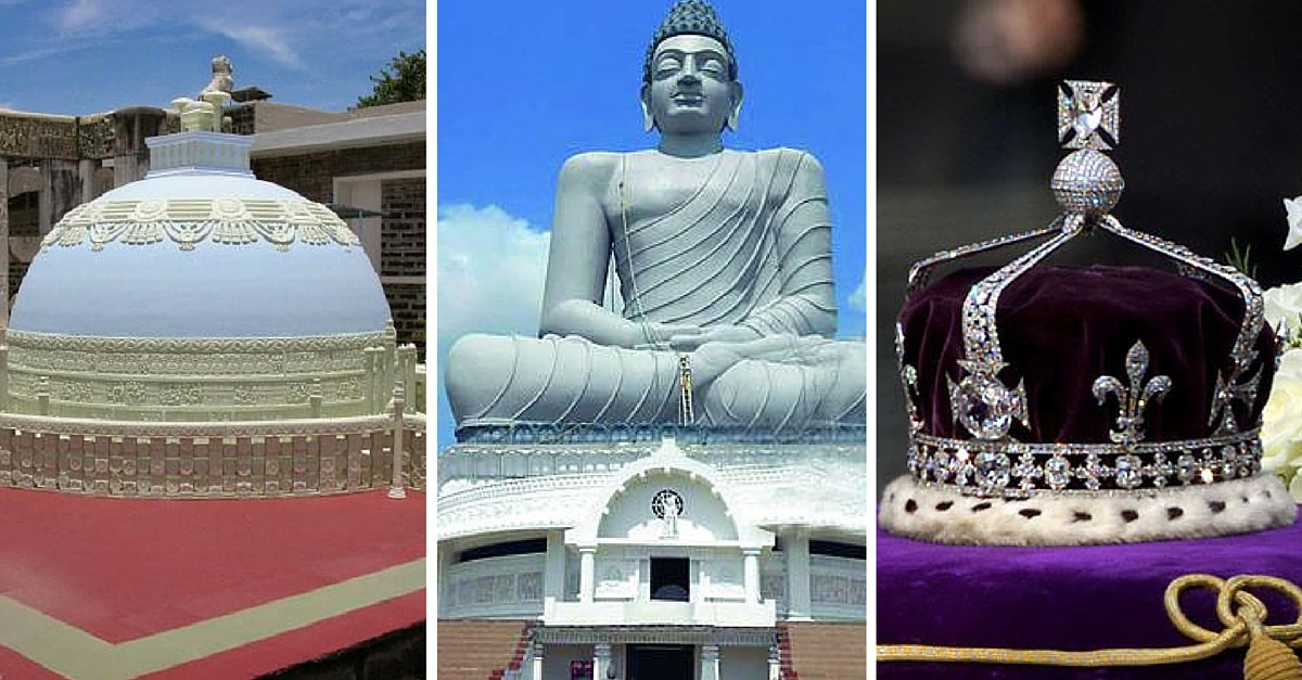 5 Interesting Things You Probably Didn't Know About The Newest State Capital, Amaravati