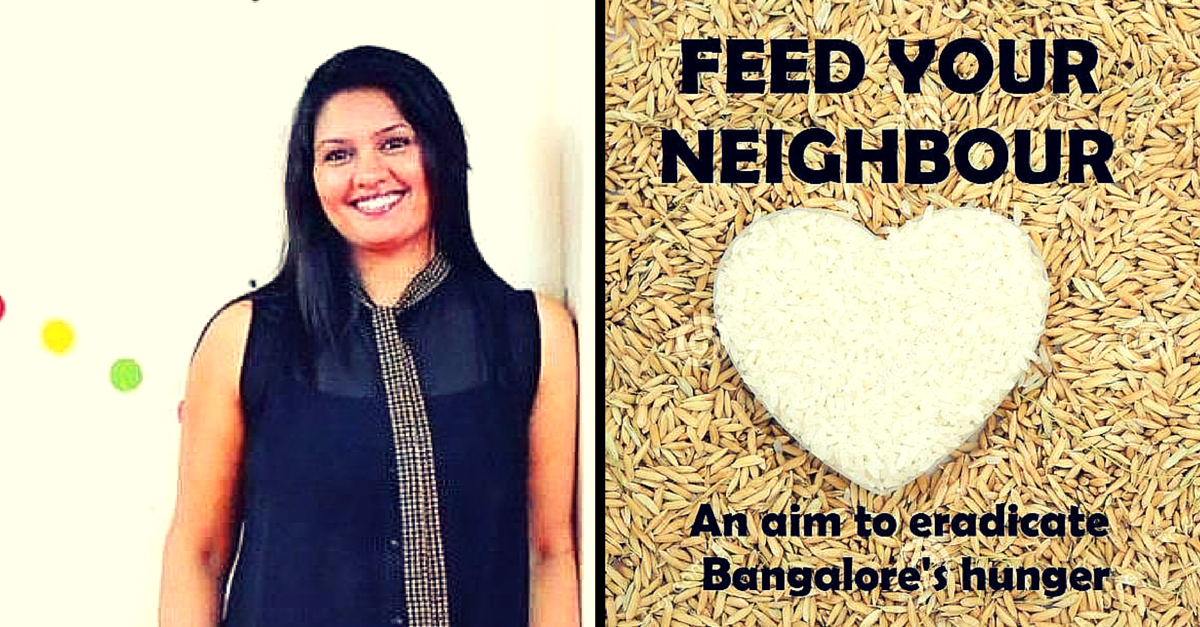 Here's How a Facebook Group will Feed Over 1 Lakh People in Bangalore This October