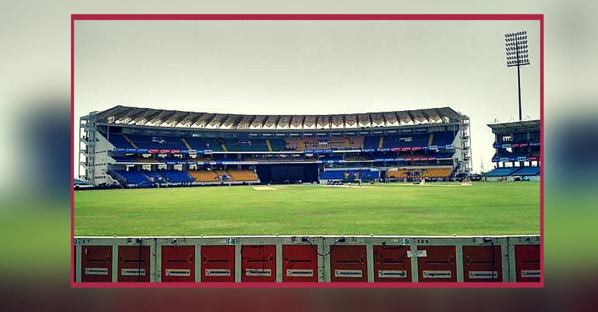 Khanderi Becomes India's Second Solar Powered Cricket Stadium