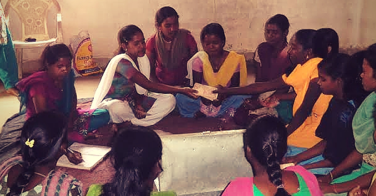 When 13 Tribal Girls Started a Micro Credit Venture & Led Their Families to Better Lives