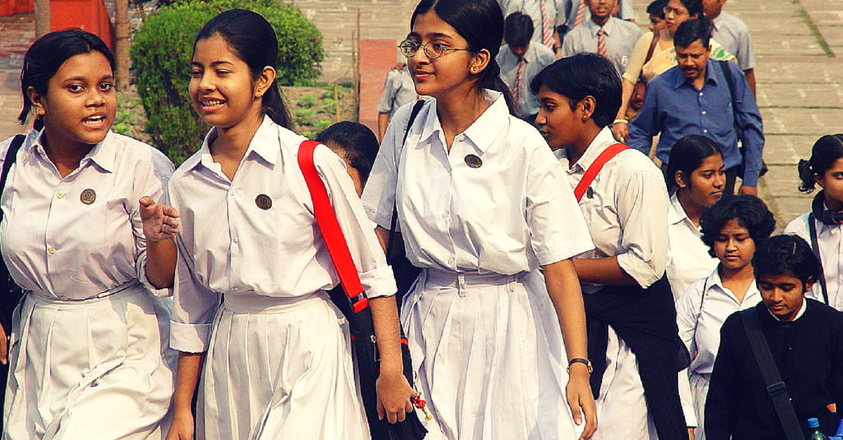 These Students Don't Throw Used Milk Packets in the Garbage. They Take Them to School Instead