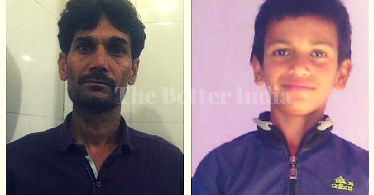 An 8-Year-Old Was Missing for 2 Years. Until Whatsapp Reunited Him with His Family.