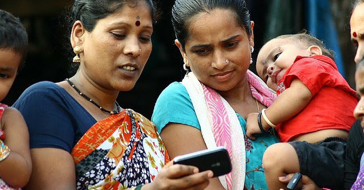 When 70 Women in Rural Rajasthan Entered the World of Internet for the First Time