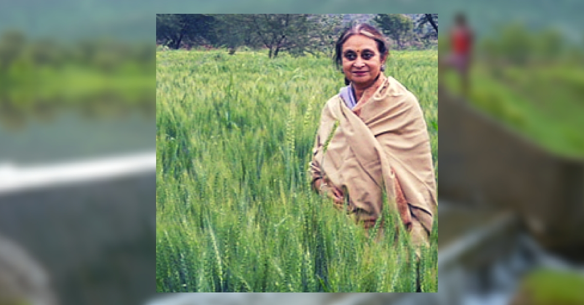 How One Woman Made 100 Villages in Rajasthan Fertile Using Traditional Water Harvesting Methods