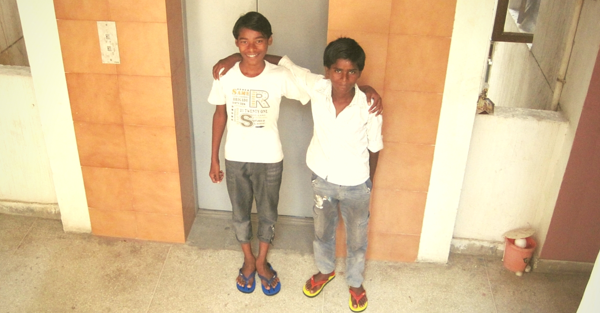 My Story: How One Pair of Chappals Changed the Lives of Two Brothers