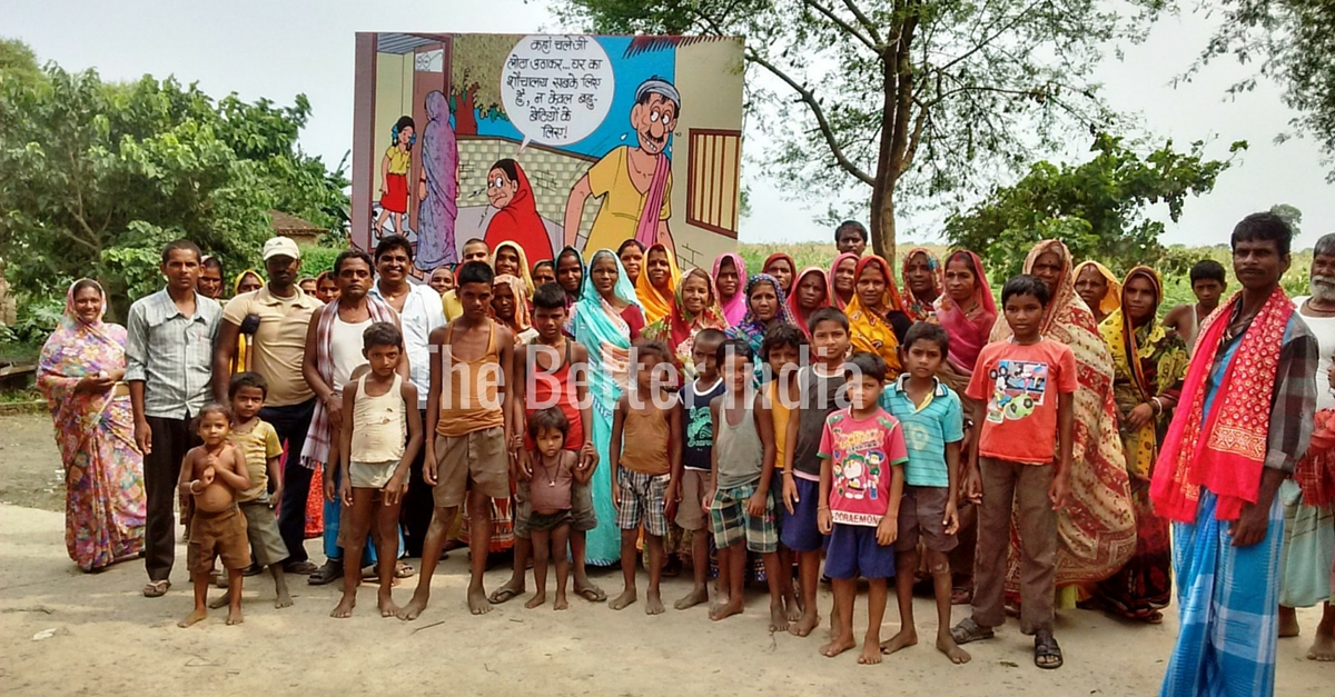 This 60-Year-Old Sarpanch Made Her Panchayat in Bihar 100% Open Defecation Free in Just 4 Months