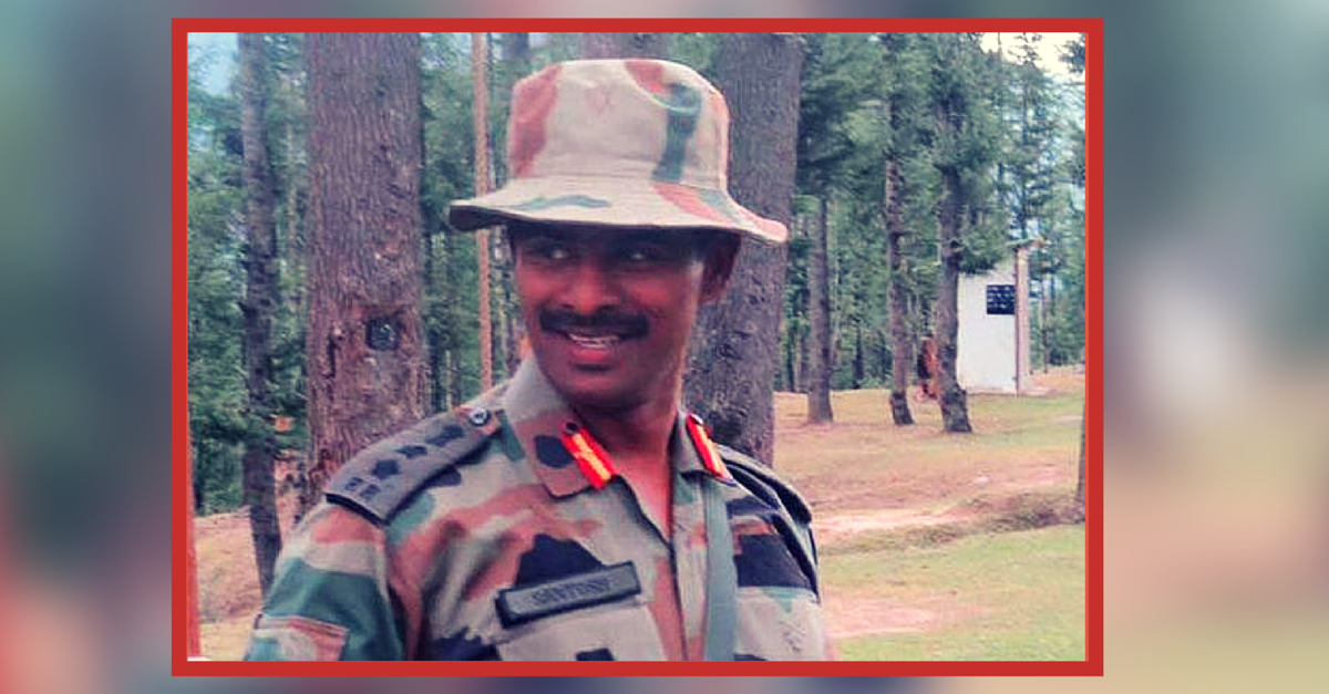Col Mahadik Laid down His Life Bravely Fighting Terrorists. Our Salute to Him!