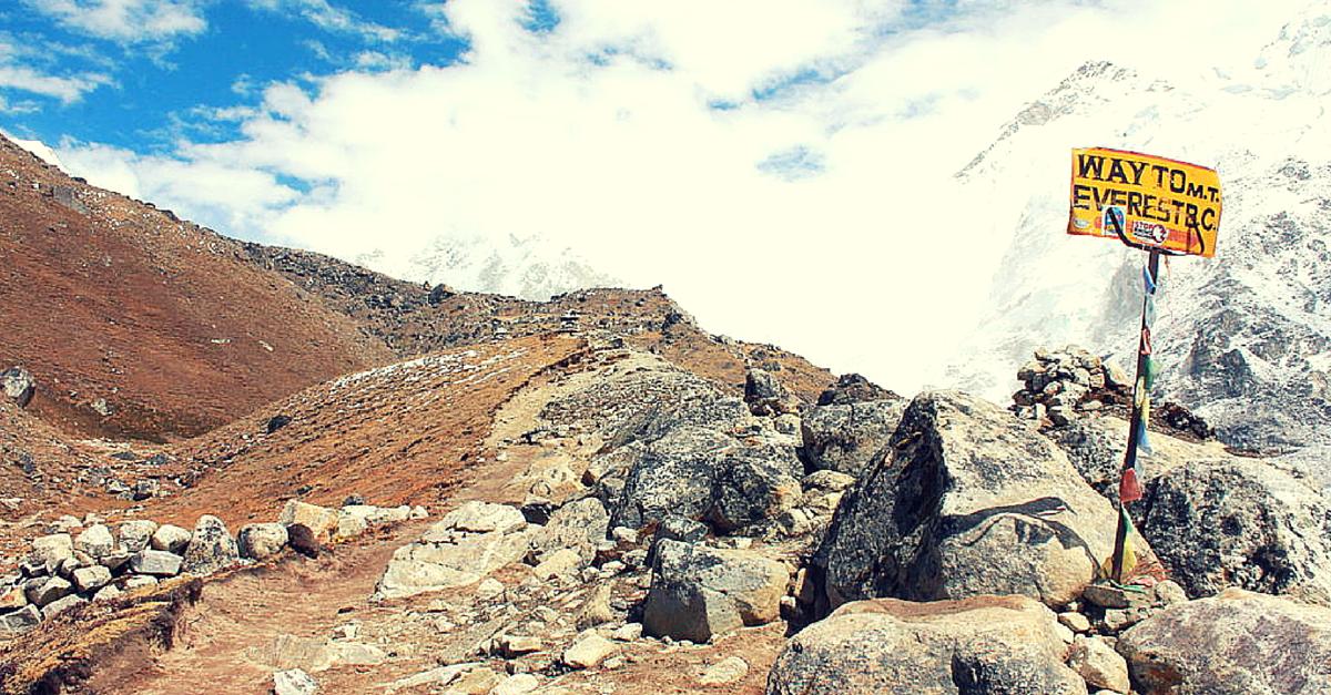 Retired Surgeon Harnath Tipirineni Climbs the Everest Base Camp at 76