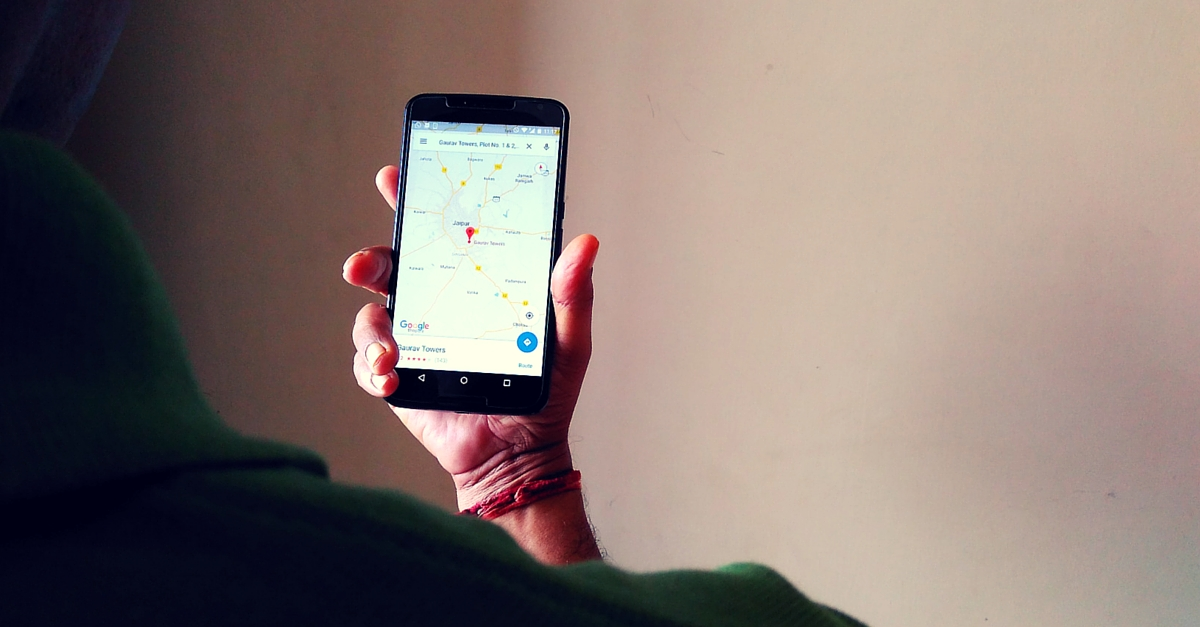Here's How You Can Use Google Maps' Offline Feature in India