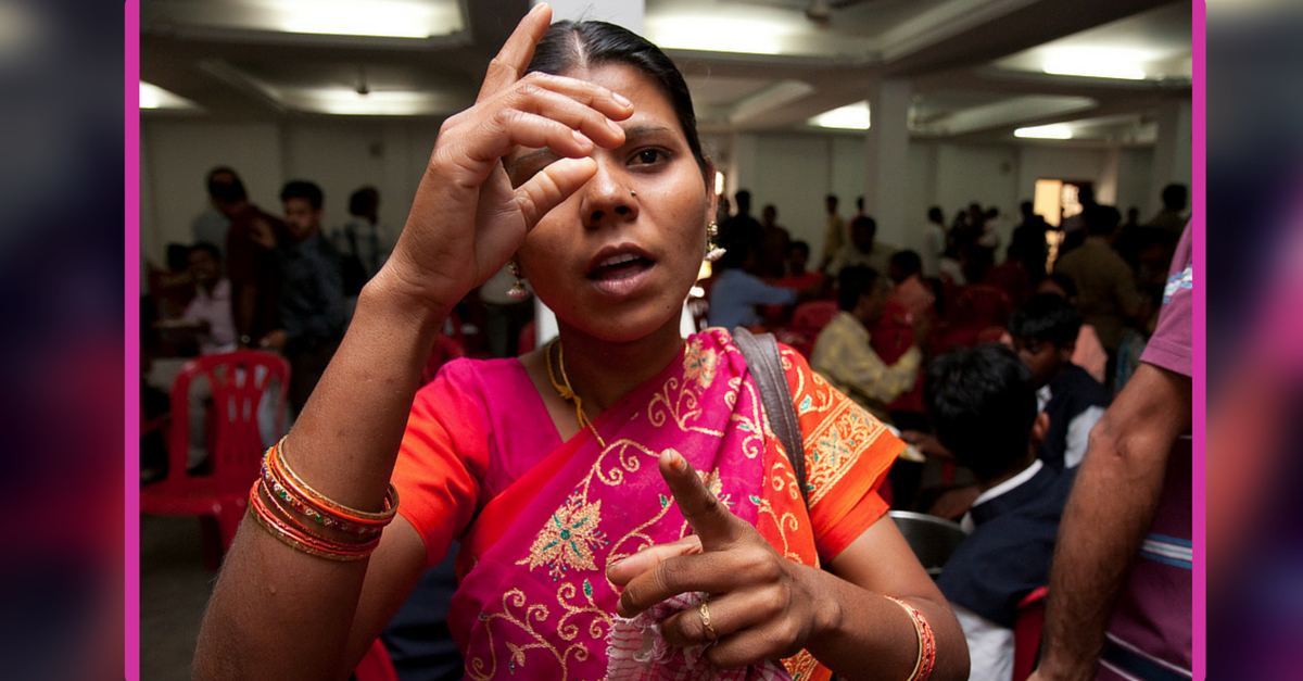 Sign Language Now Recognized as a Separate Language in Madhya Pradesh