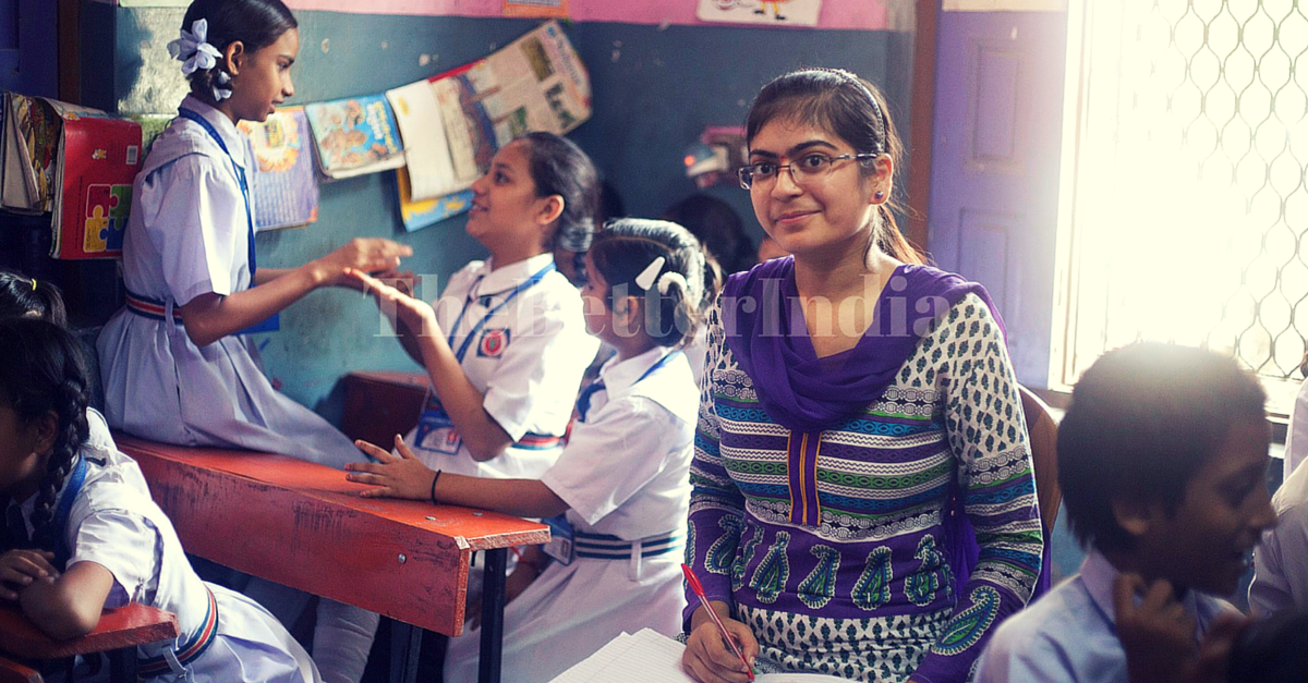 An Offline Social Network for Teachers Is Changing the Education Scenario in Northern India