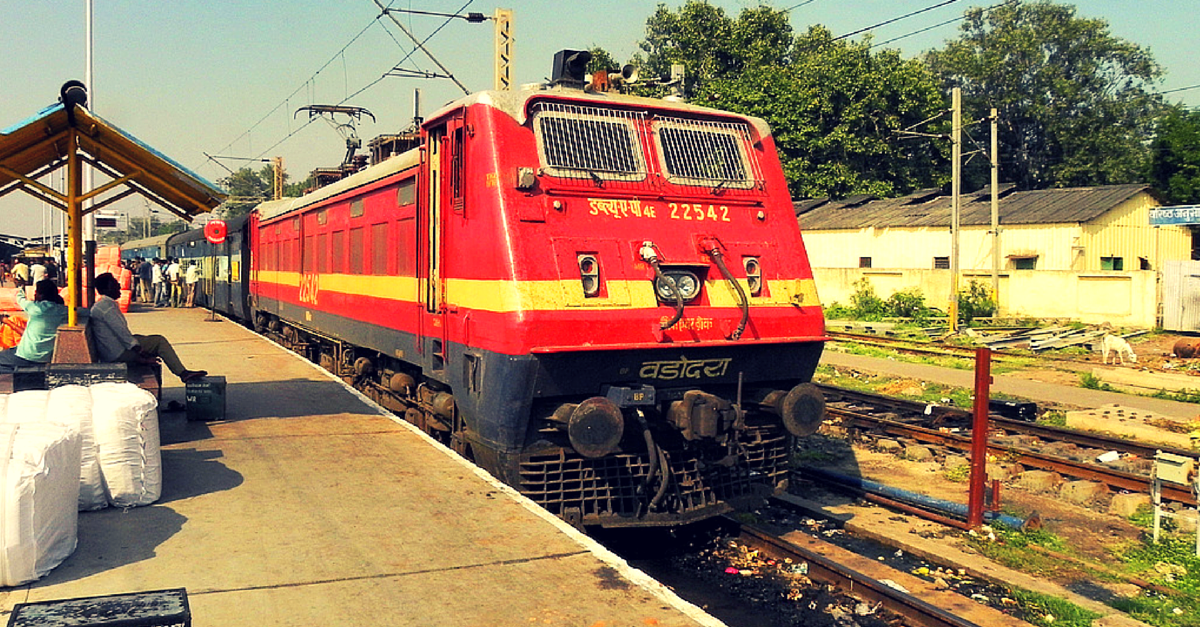How a Tweet to the Ministry of Railways Saved a Lady Passenger from Harassment on a Train