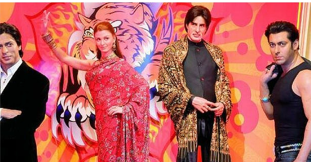 India to Get Its Very Own Madame Tussauds Wax Museum in 2017