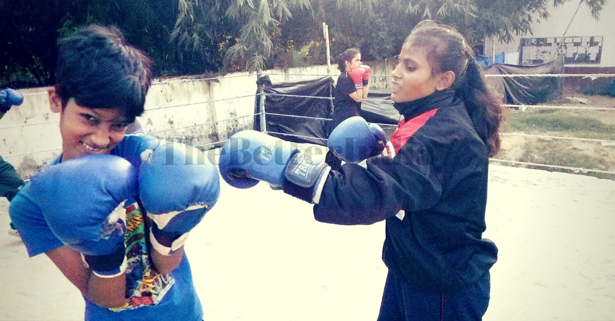 Why a Small Town in Bihar Is Teaching Boxing to Girls. And Creating National Champions out of Them.