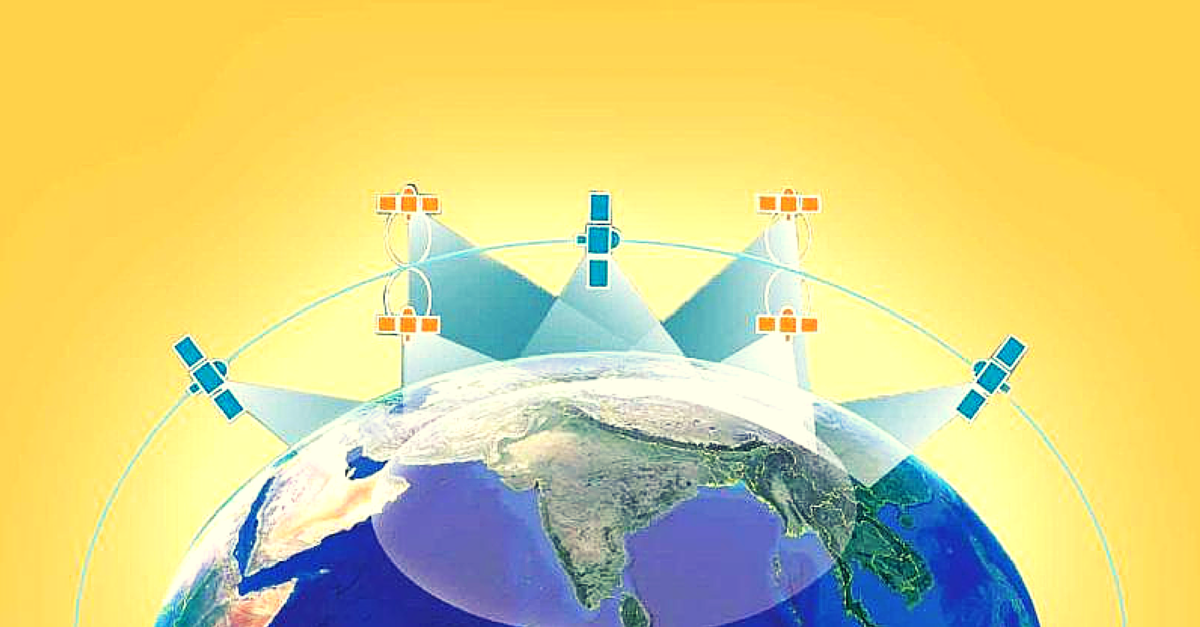 ISRO Will Soon Give India Its Own Position Determination System. And It Will Be Better than GPS.