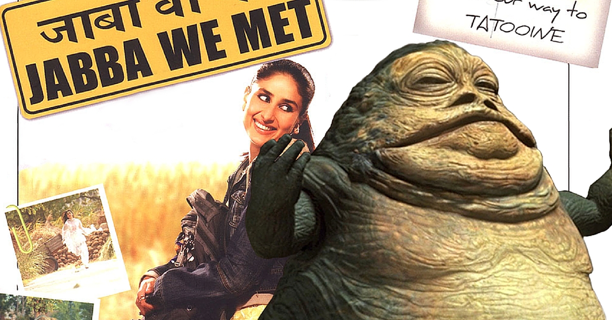 When a Fan Had to Wait an Extra Week for Star Wars, He Made These Brilliant Bollywood Mashups