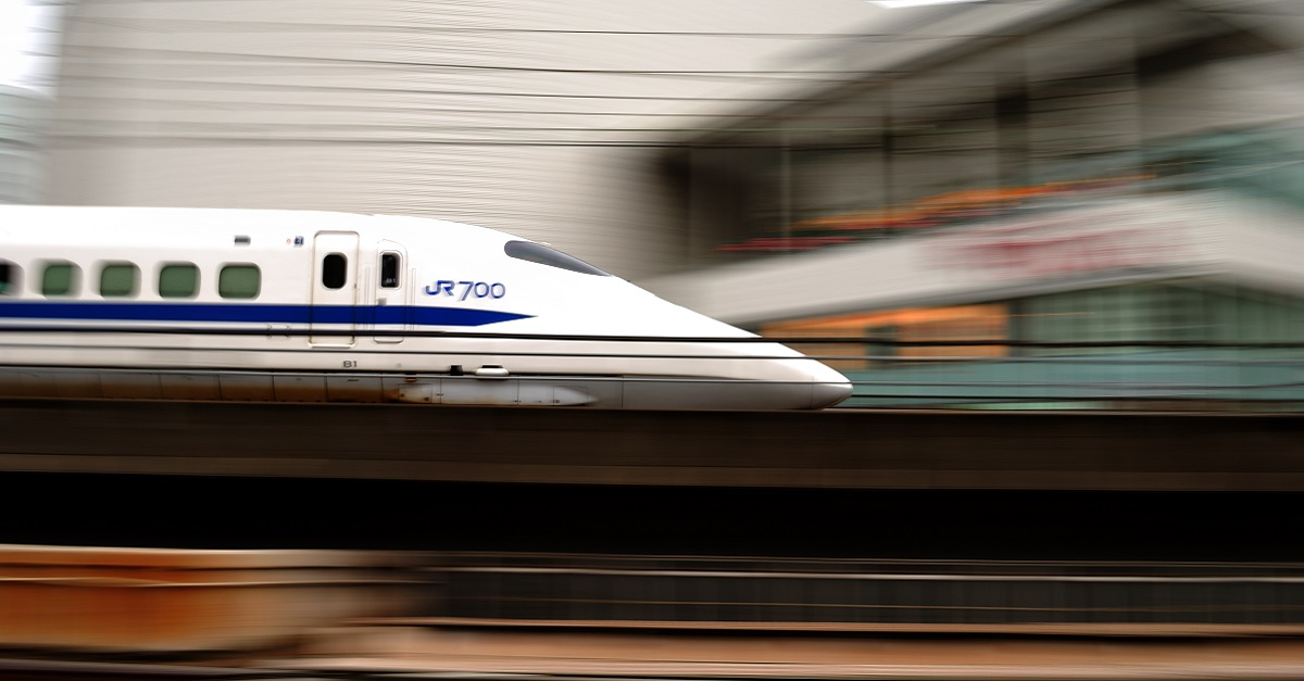 5 Things You Must Know About the New 'Shinkansen' Bullet Trains That Japan Will Help India Build