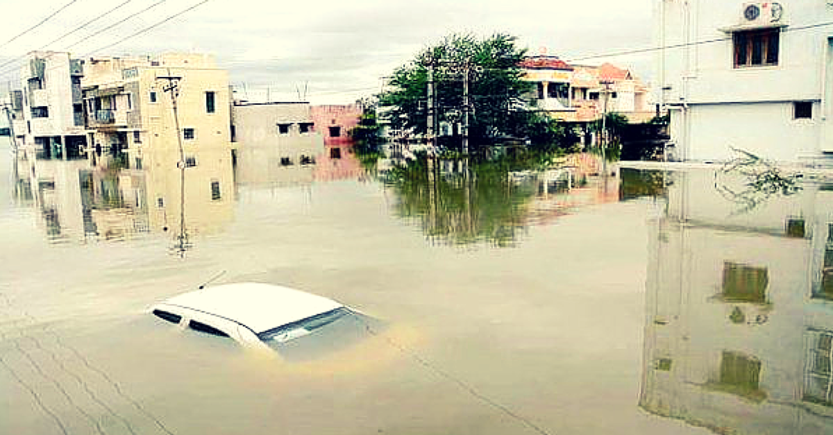 Stuck in #ChennaiRains? Here are 10 Ways to Get Help Right Now!