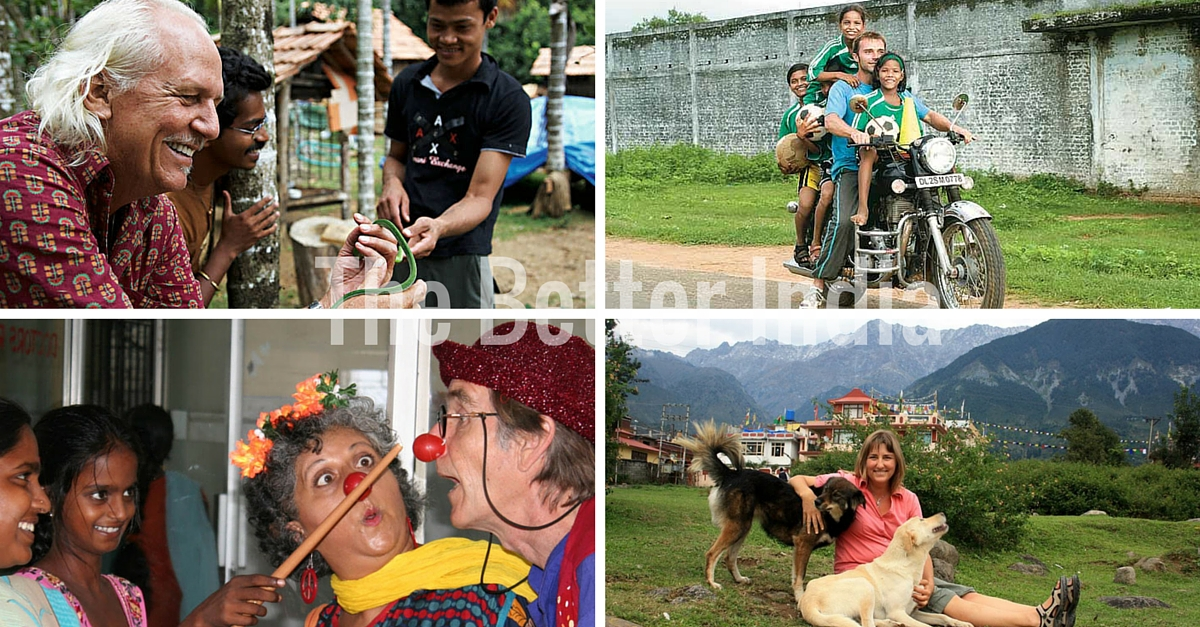 India on Their Minds – 12 Foreigners Who Are Making a Difference to Our Lives Here