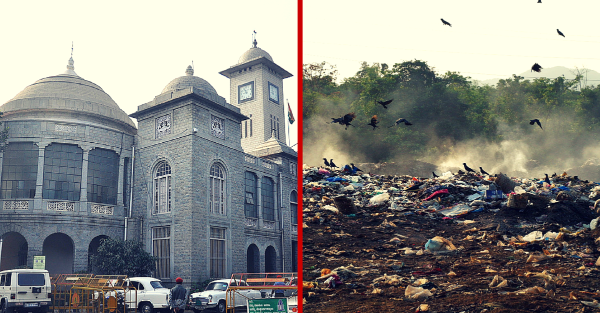 These Villagers Just Locked up the BBMP Commissioner in a Waste Treatment Facility