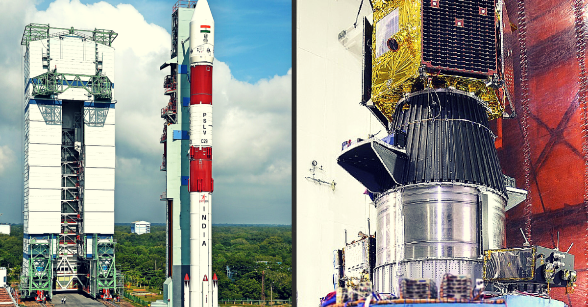 These Are the 6 Singaporean Satellites Being Launched by ISRO Today
