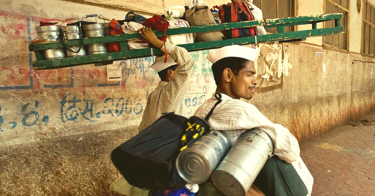 Have Leftover Food After a Party? Call the Mumbai Dabbawalas and Feed the Poor.