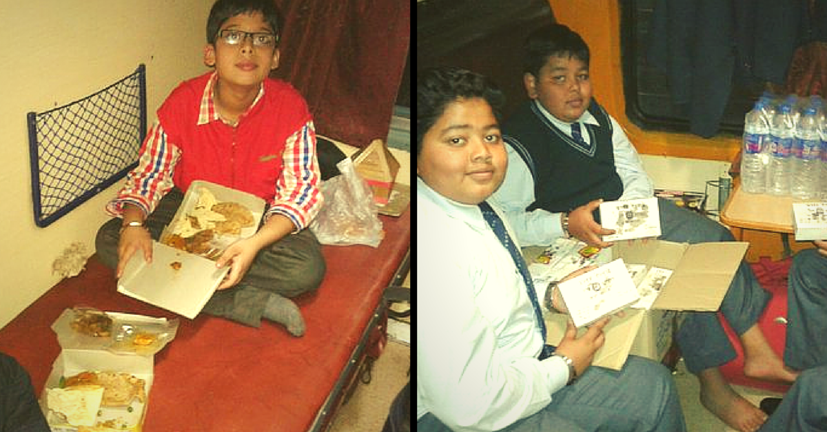 Indian Railways Does It Again. Students on a Delayed Train Get Food After a Tweet to the Ministry.