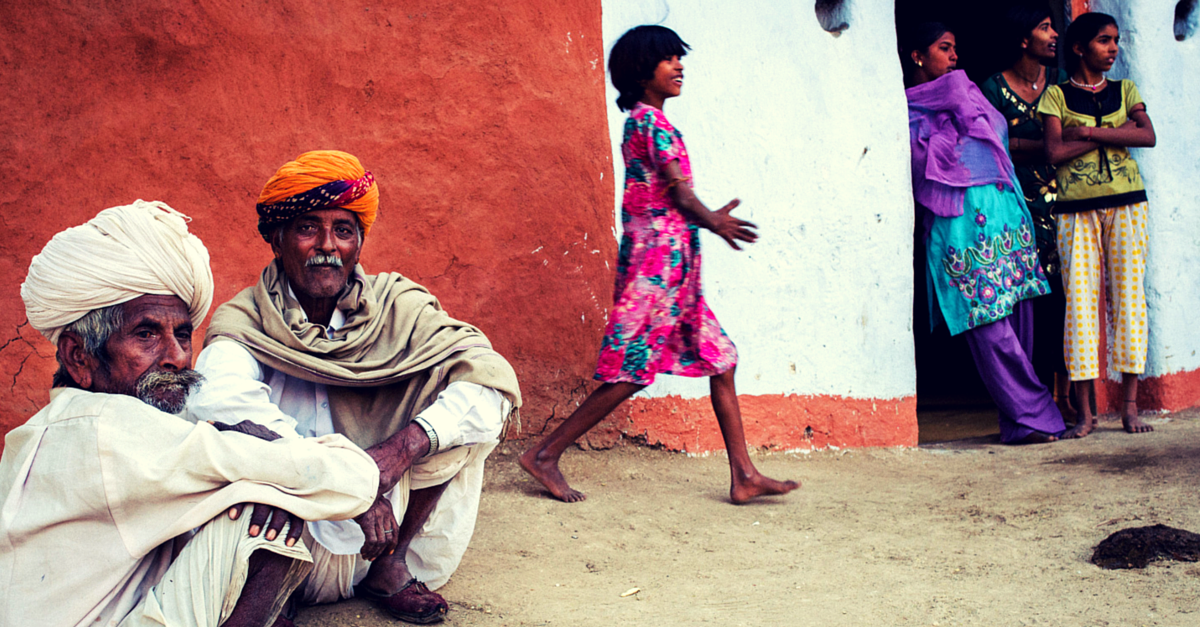 This Rajasthan Village Has Lodged Only 4 Criminal Cases Since Independence!  