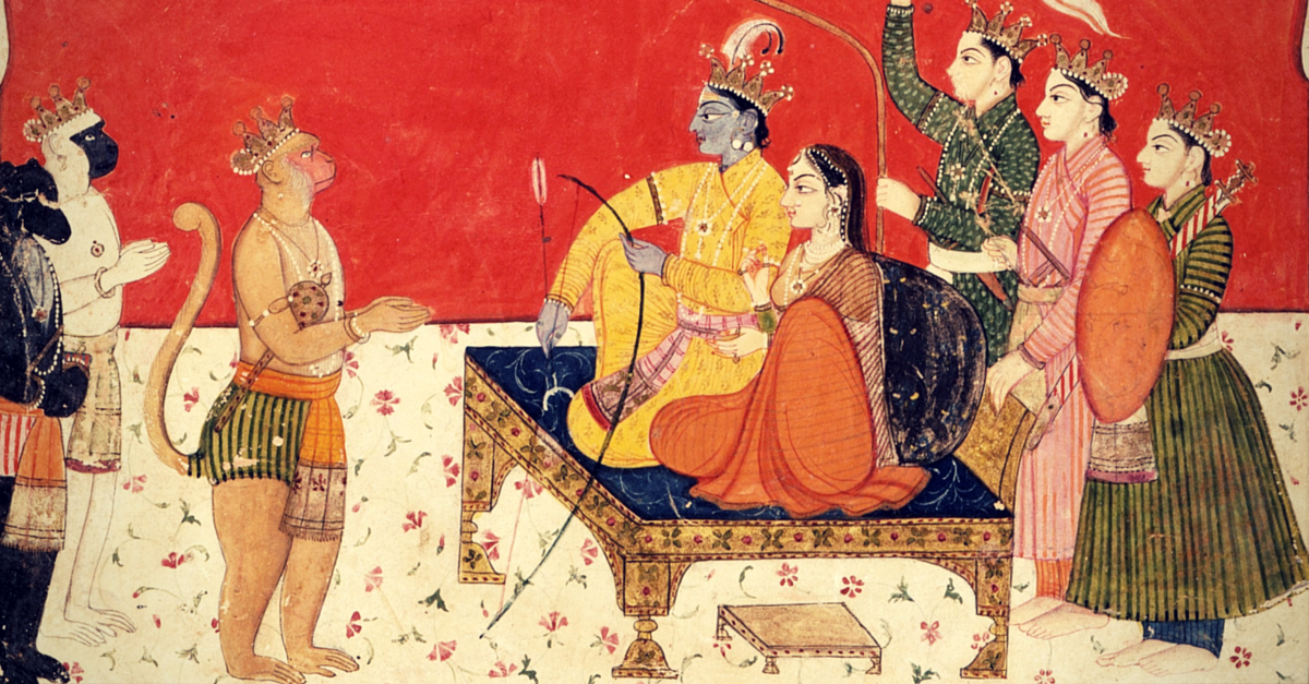 Kolkata Scholars Have Discovered a 6th-Century Ramayana. Here's How It's Different.