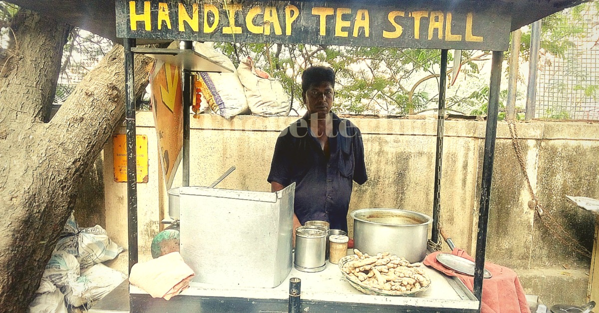 MY STORY: This Handicapped Tea Stall Owner Taught Me the Biggest Lesson in Karma Ever!