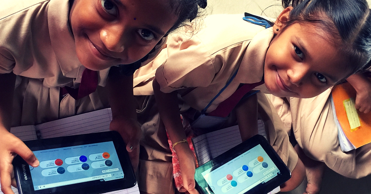 No Electricity? No Teachers? No Problem. Students in India's Slums Are Learning from the Internet.