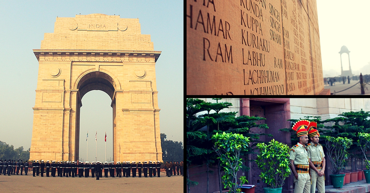 Take a Look at These 10 Pictures of India Gate in All Its Glory