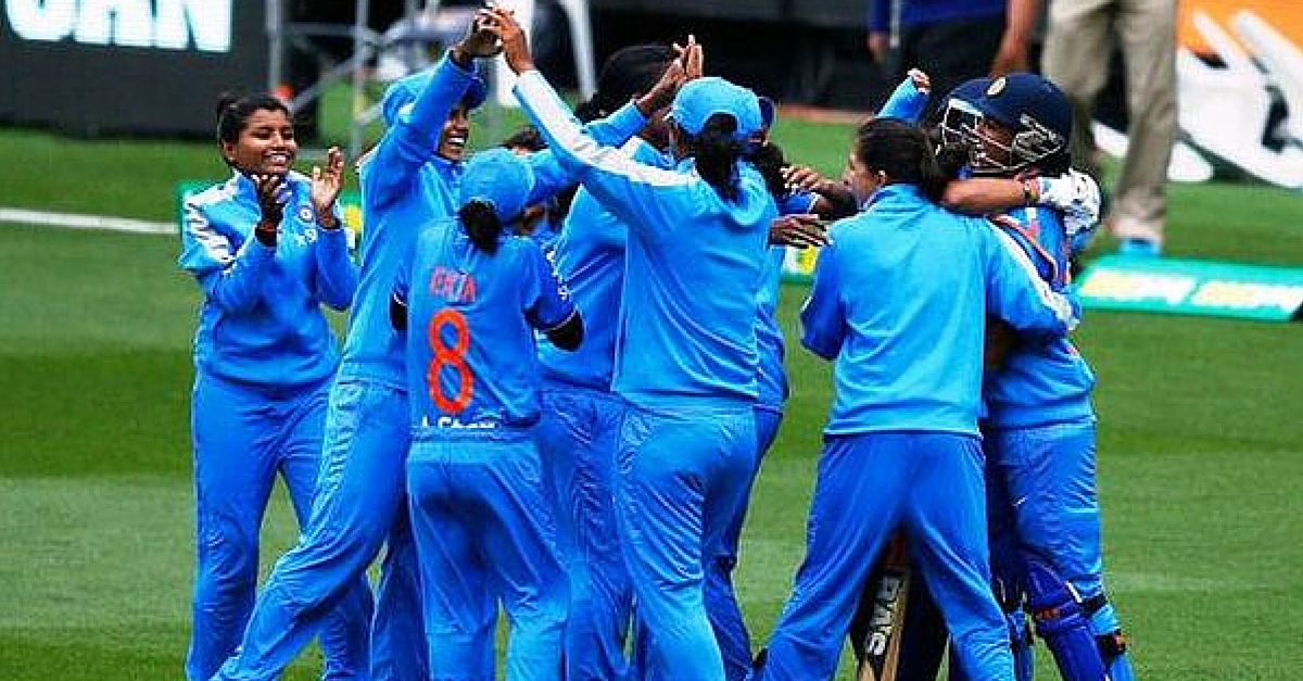 We Need to Give a Round of Applause to the Indian Women's Cricket Team. Here's Why.