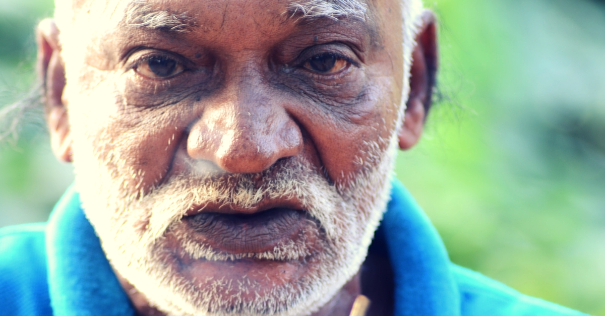 An 80-Year-Old Labourer Is Fighting the Mining Mafia by Distributing His Land to the Poor