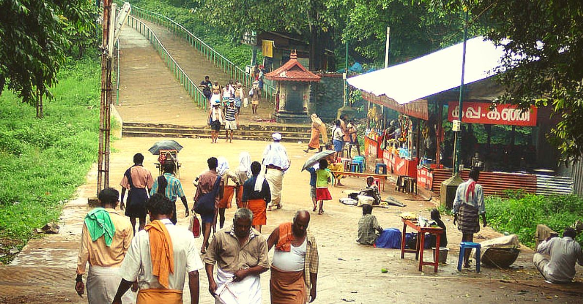 This Latest Issue in Sabarimala Has Nothing to Do with Women