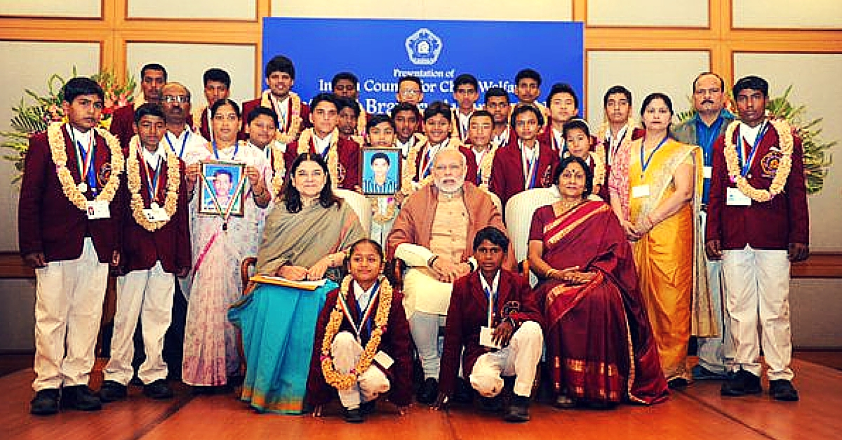 These 25 Children Received the National Bravery Award This Year. Here Are Their Inspiring Stories.
