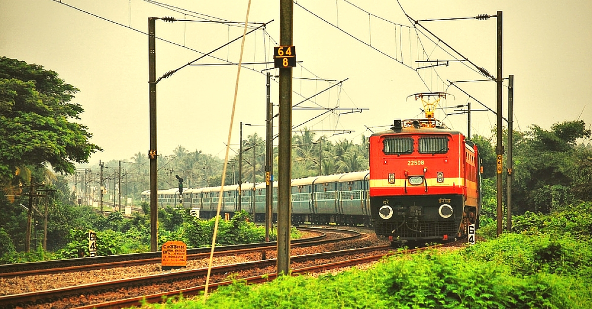 In a First, Indian Railways Will Manufacture Engines That Run on Both Diesel and Electricity