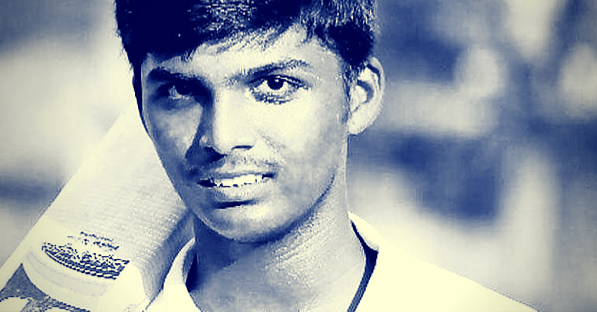 A Rickshaw Driver's Son from Mumbai Just Scored 1000 Runs and Broke a 117-Year-Old World Record