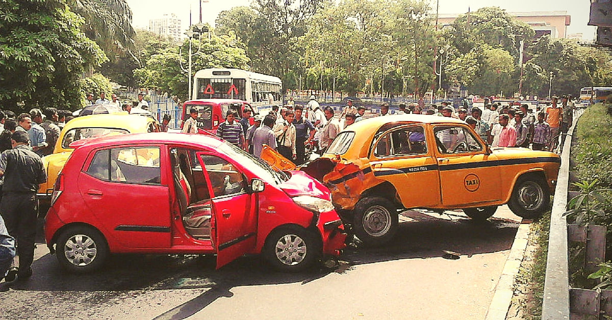 Next Time You Help a Road Accident Victim, Make Sure the Police Treats You in This Manner