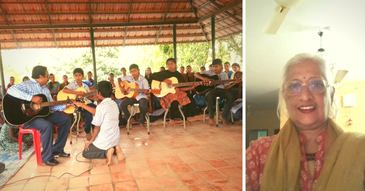 Refusing to Retire, This Passionate Teacher Now Educates Trafficked and Abandoned Kids