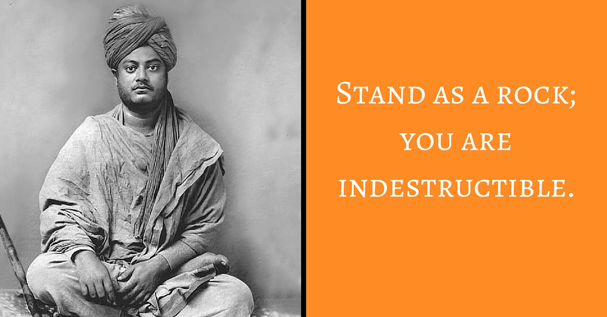 12 Lessons of Swami Vivekananda That Are Bang on for Today's Entrepreneurs