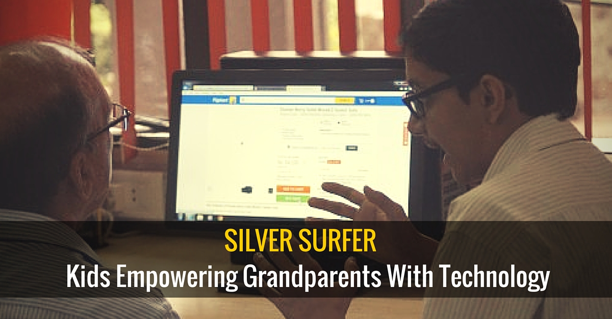 Two School Students Help Hundreds of Indian Grandparents Fight Loneliness with Technology