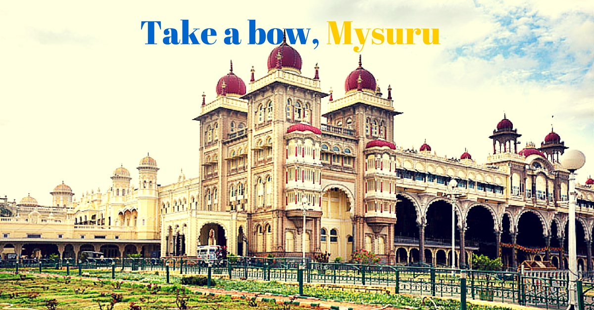 Mysuru Leads in Cleanliness Rankings of 73 Cities. Did Your City Make the Top Ten?