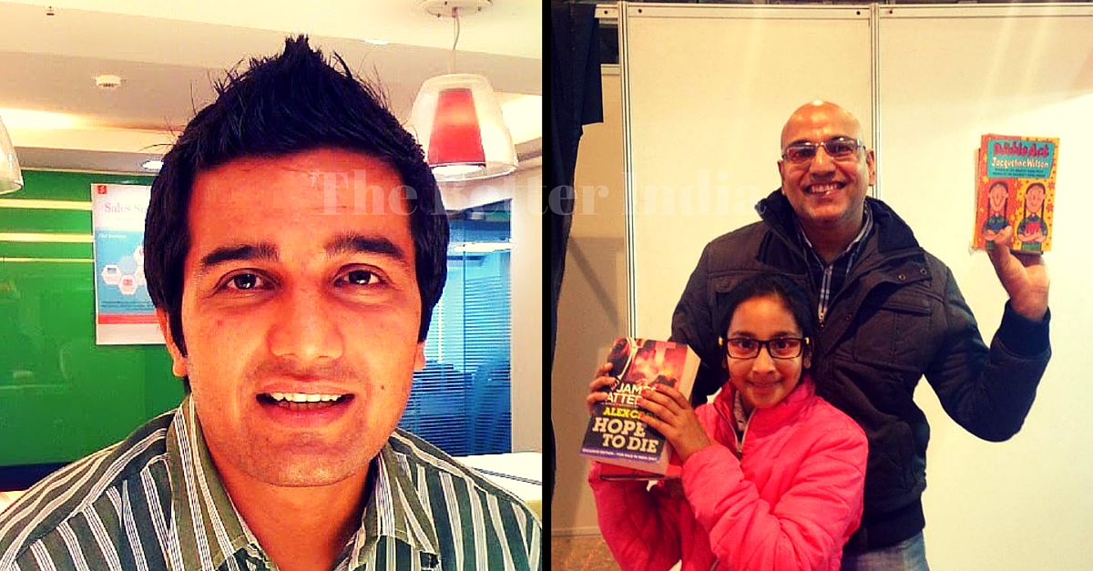 When Saurabh Hooda Realised He Owned Too Many  Books, This Is What He Went on to Do