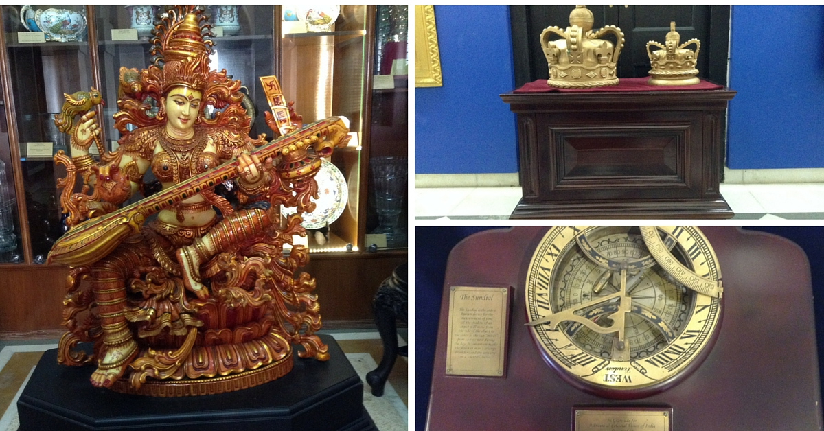Did You Know There's a Museum Where You Can See the Amazing Gifts given to the Presidents of India?