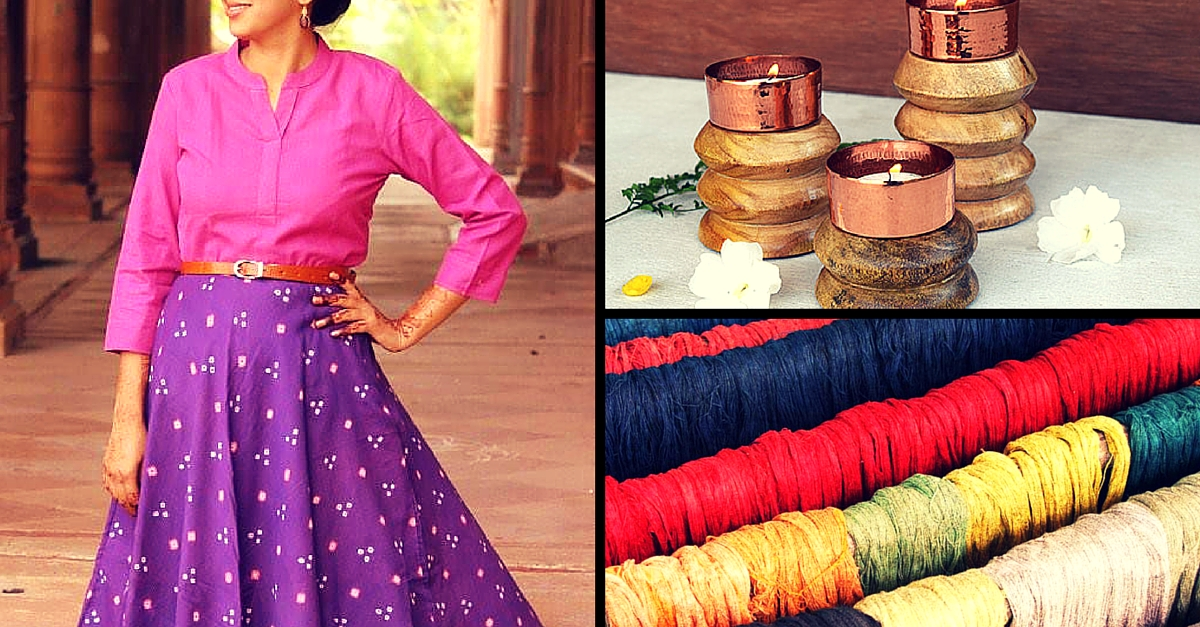 Want to Buy a Keepsake and Help an Indian Artisan at the Same Time? These 10 Portals Can Help You.