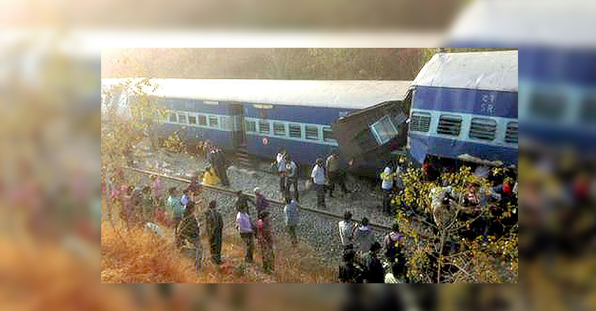 MY STORY: Indian Railways Surprised Me with theWay It Handled an Accident