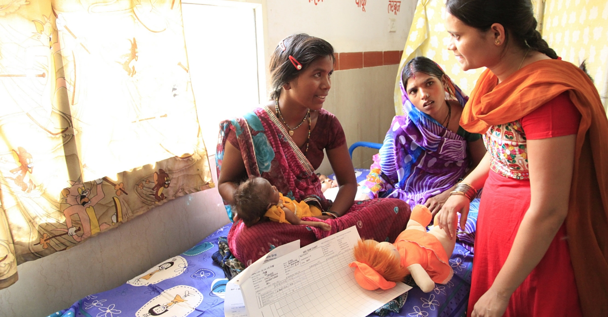A Maternity Home Set up in an Odisha Village Delivers Safety and Good Health