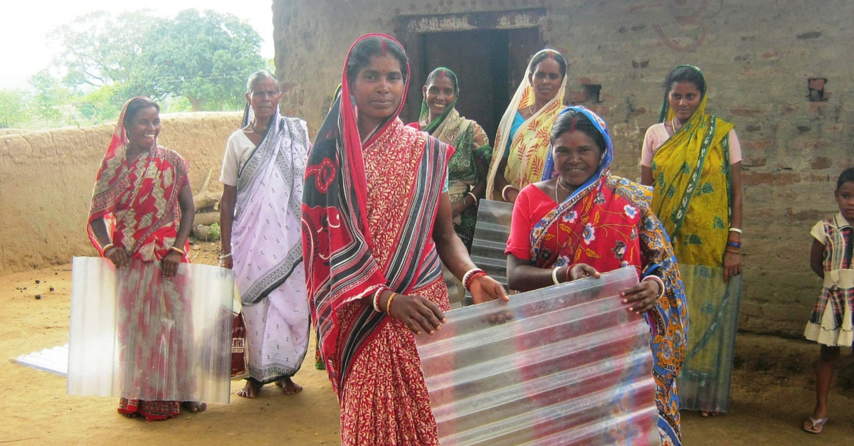 A Fibre Sheet Has Revolutionised the Way of Cooking in West Bengal's Villages